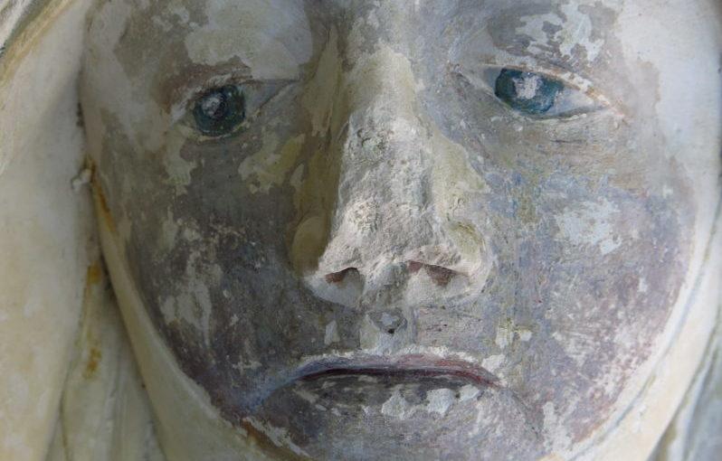 Pietà du musée d'art et d'archéologie de Senlis, crédit Nathalie Bruhière